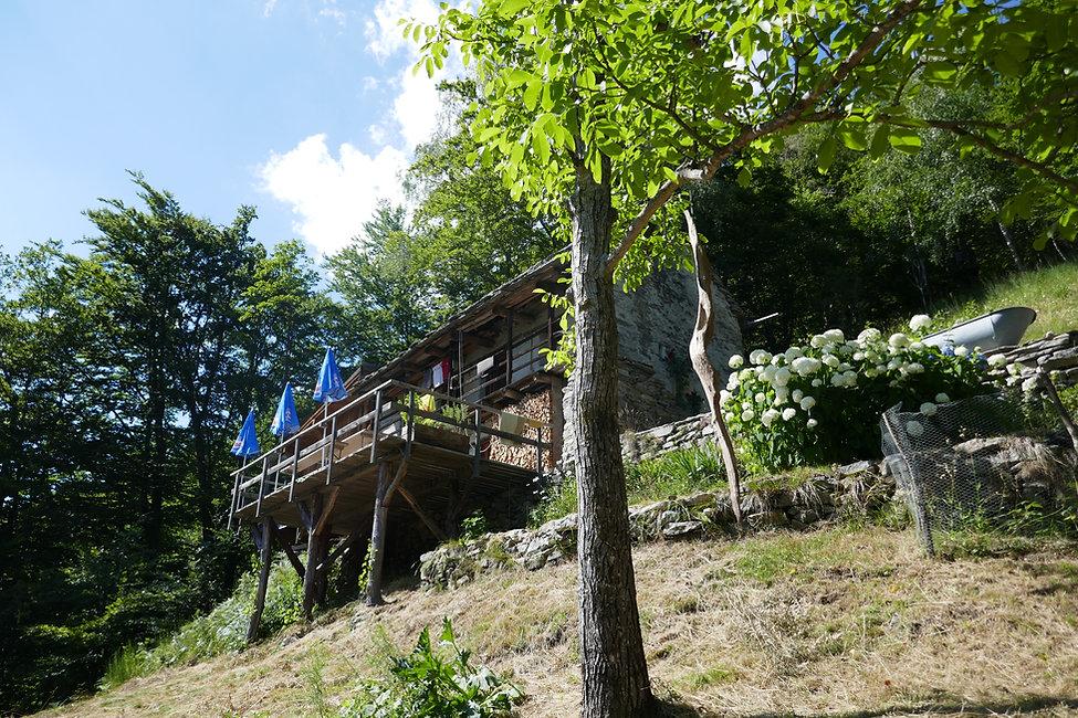 casa nel bosco Uriell, Kreativ Kurse Tessin