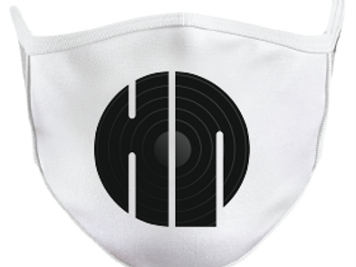 HP Mask-White