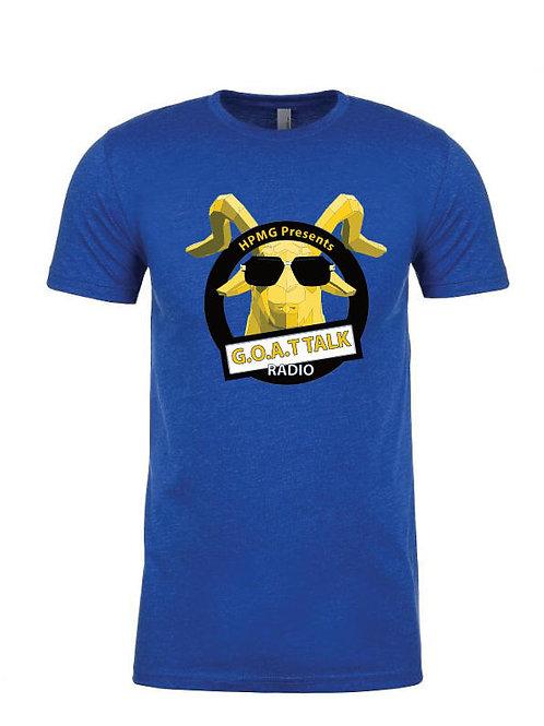 Goat Talk Radio with Logo T-Shirt