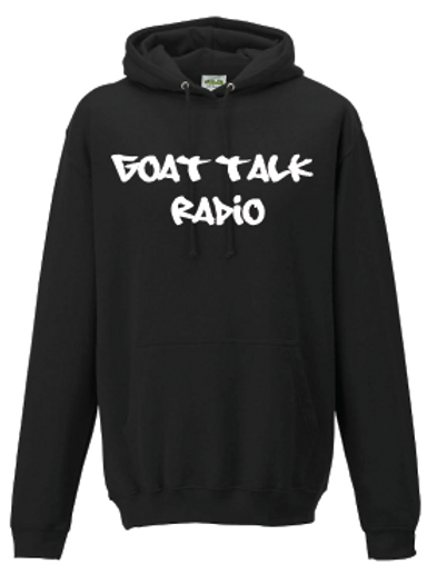 Goat Talk Radio Hoodie