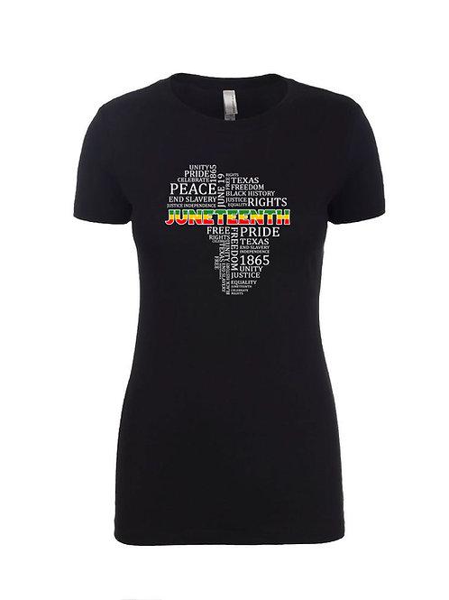 Juneteenth Africa Logo (Womans)
