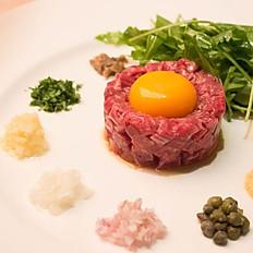 Tartare Steak 120 g.