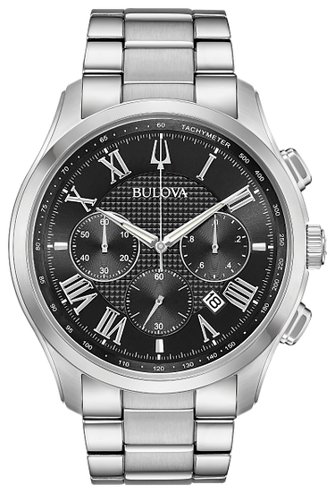 Bulova Wilton Mens Watch 96B288
