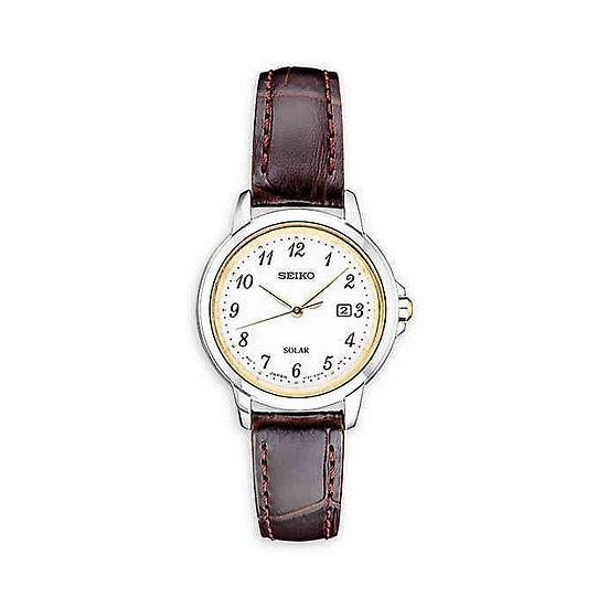 Seiko Essentials Women's 28mm SUT375 Dress Watch
