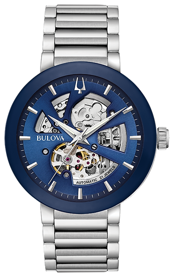Bulova Futuro Mens Watch 96A204