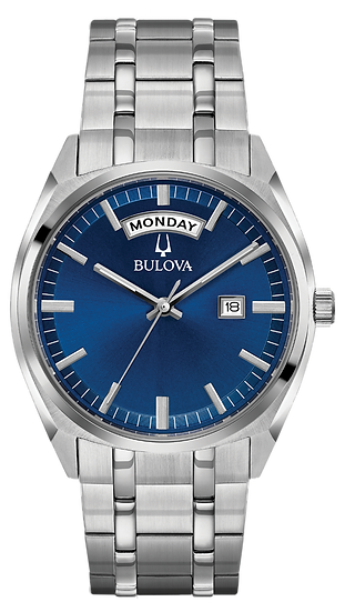 Bulova Surveyor Mens Watch 96C125