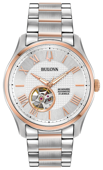 Bulova Wilton Mens Watch 98A213