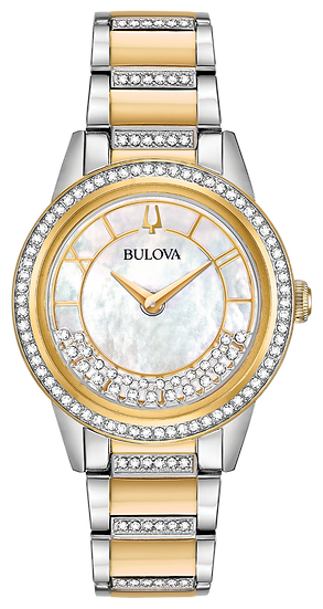 Bulova TurnStyle Ladies Watch 98L245