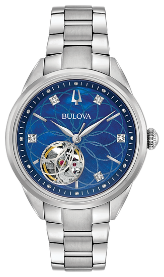 Bulova Sutton Ladies Watch 96P191