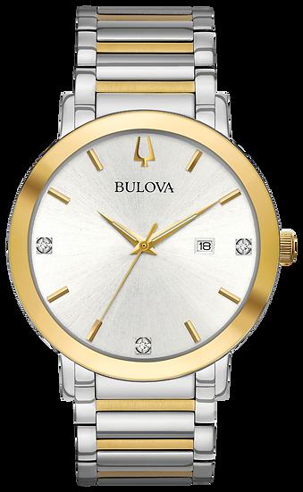 Bulova Futuro Mens Watch 98D151