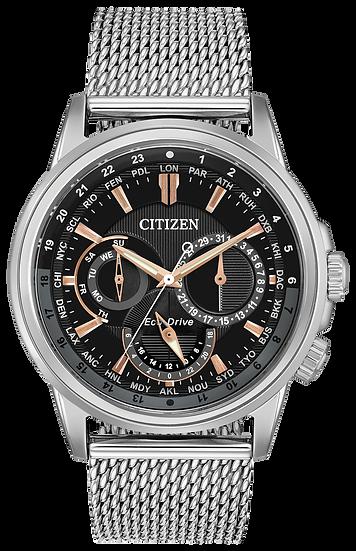 Citizen Calendrier Mens Watch BU2020-70E