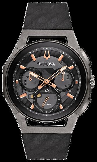 Bulova Curv Mens Watch 98A162