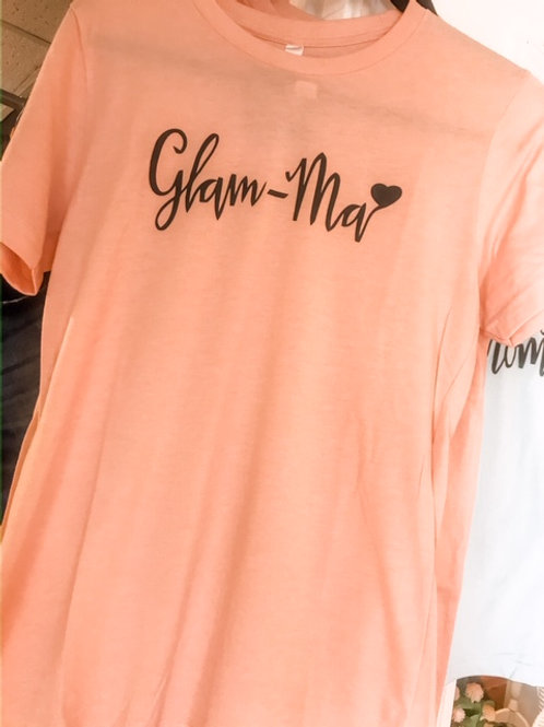 Build Your Box Glam-ma Tee