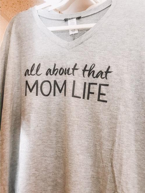 Build Your Box Mom Life Tee