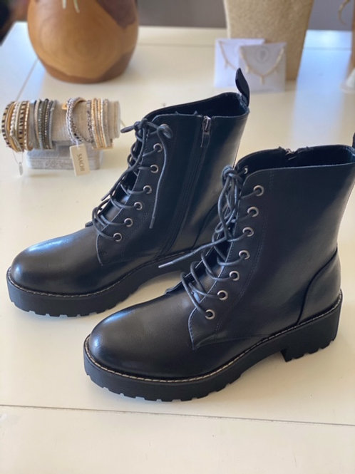 Combat Boots by DL