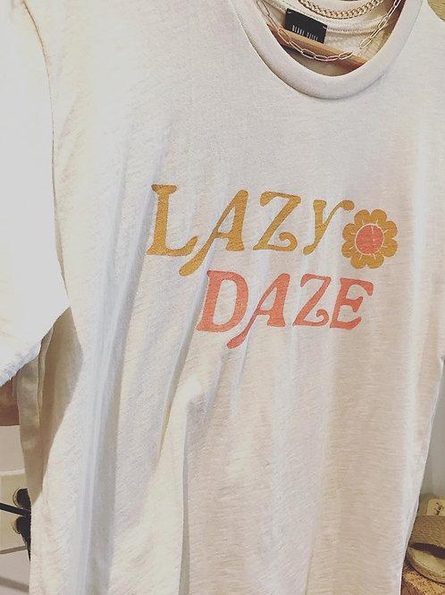 Lazy Daze Tee