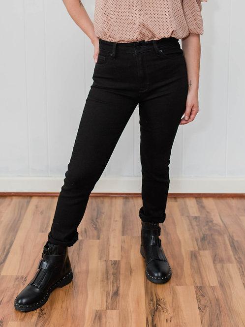 Hidden Black Jeans