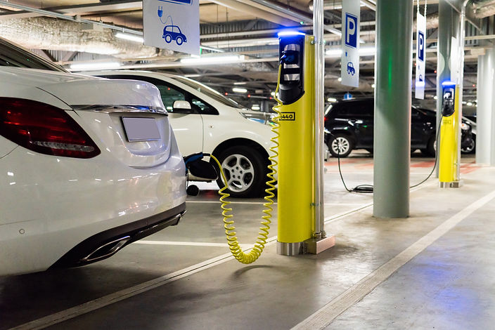 Electric cars (new energy vehicles, NEV)
