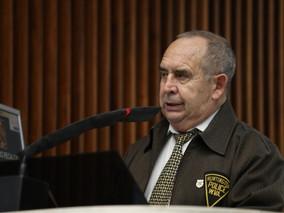 Recalcatti quer debater um novo modelo de segurança pública