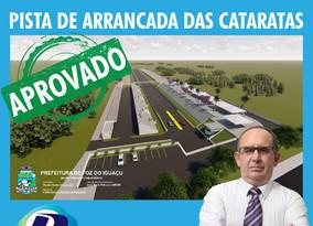 """Sai edital para obras do VeloFoz, o """"arrancadão"""" de Foz do Iguaçu"""