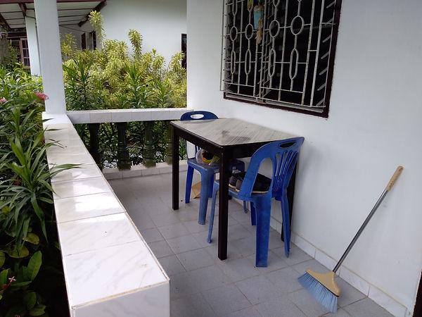 Deck 1 Room Bungalow