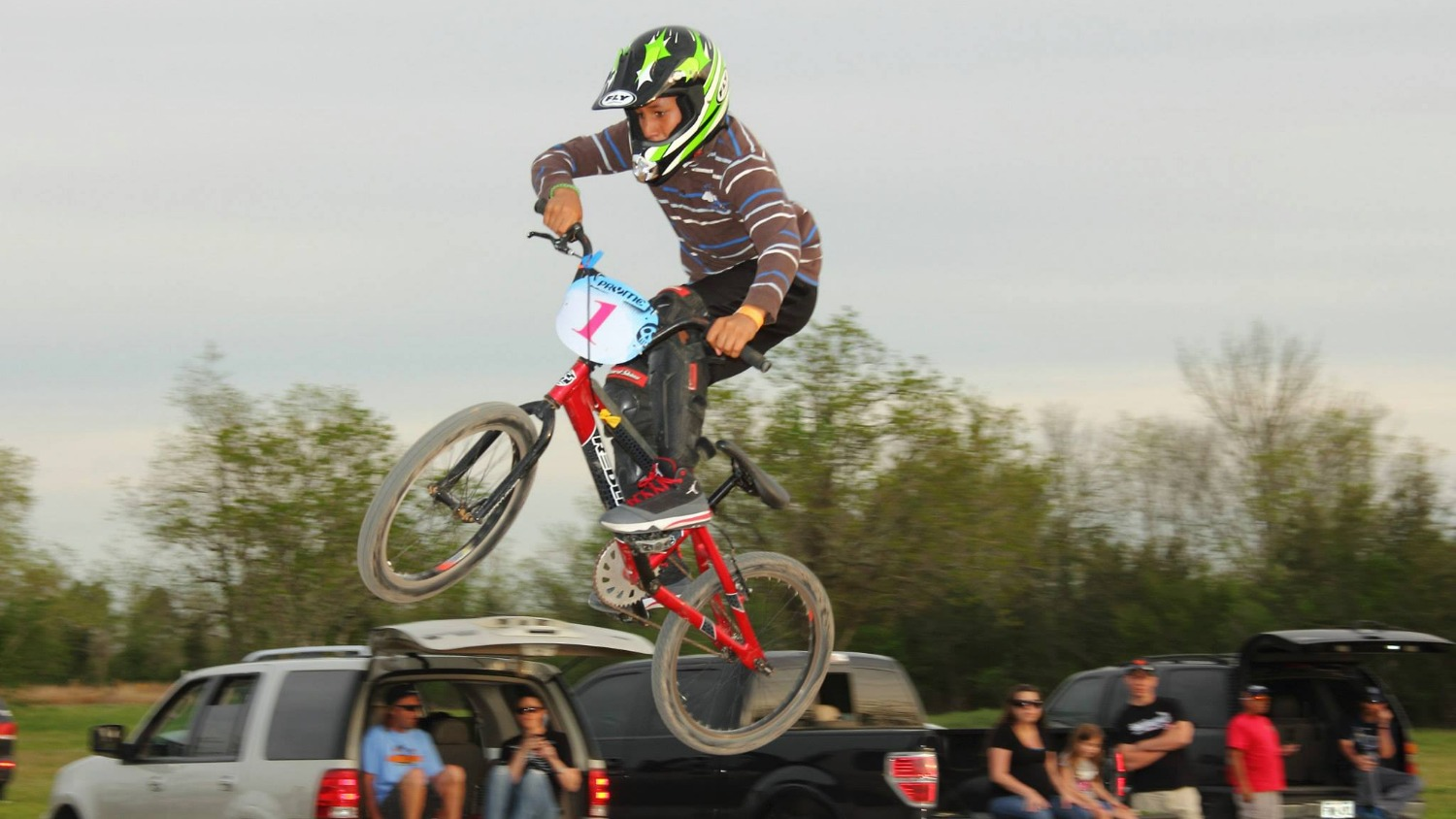 BMX - Pearland's affordable sport