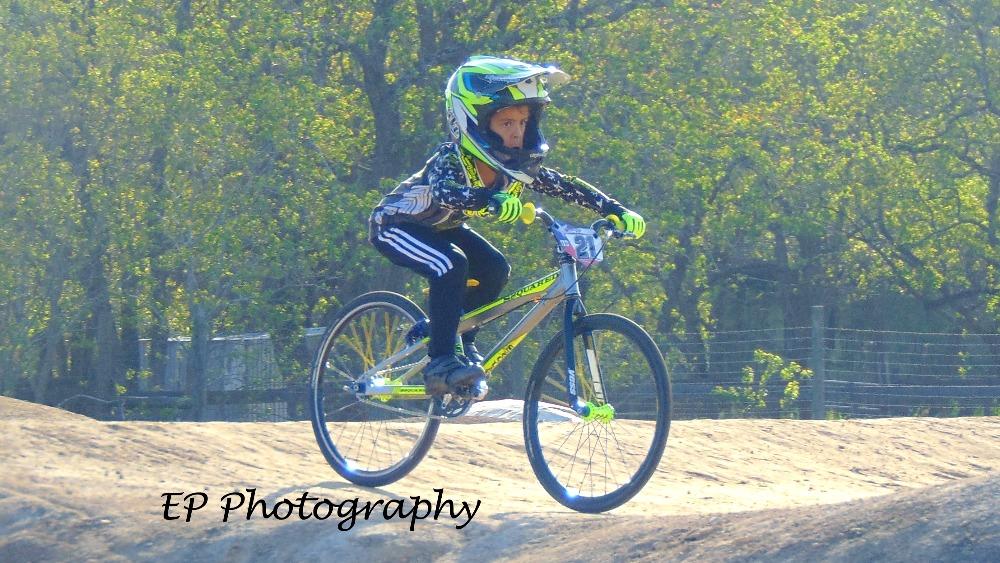 Pearland BMX racing