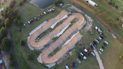 Pearland BMX Aerial View