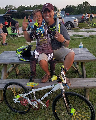 Little Rider on a Strider balance bike | Pearland BMX
