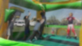 BMX Party Bounce House