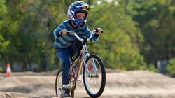Beginner Rider at Pearland BMX