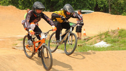 Even old guys can race Pearland bmx