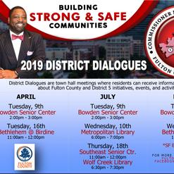 2019 District Dialogues