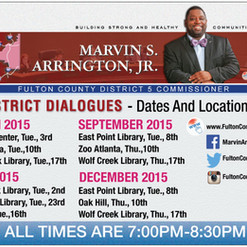 2015 District Dialogues