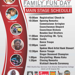 2nd annual Family Fun Day_2016_Main Stag