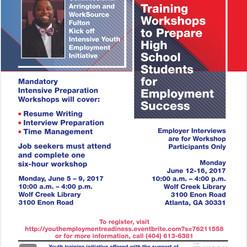 D5 Worksource Fulton Teen Job Fair