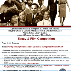 2017 BHFF Student Competitons