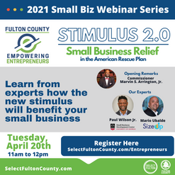 Stimulus 2.0: Small Business Relief
