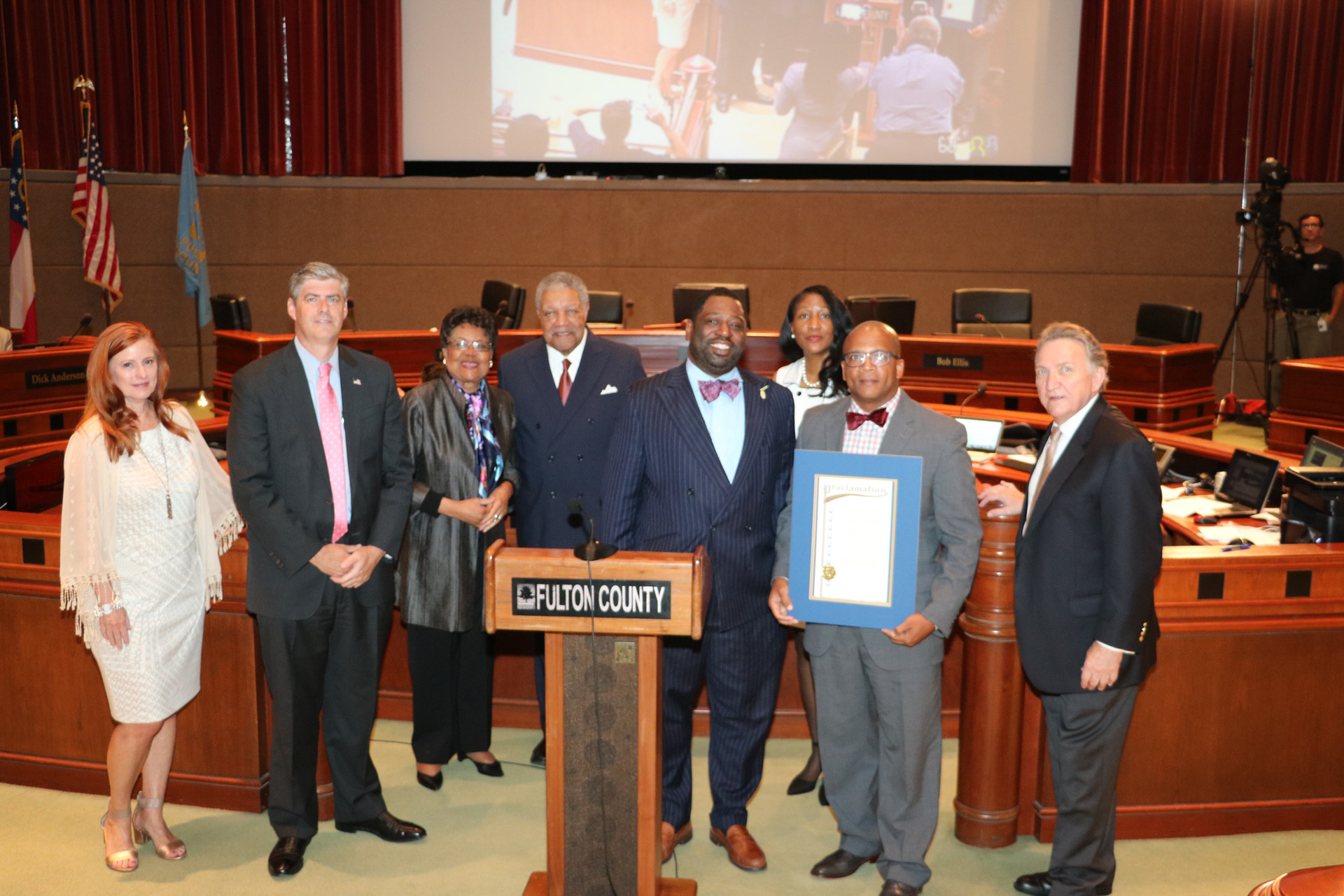 Fulton County Proclamations