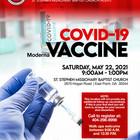 St. Stephen Vaccine Day Pt. 2