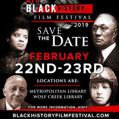 2019 BHFF Save the Date