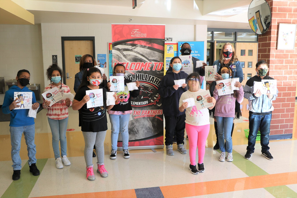 Book and Face Mask Giveaway Asa Hilliard