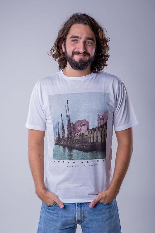 T-shirt Armazéns do Cais Colorido