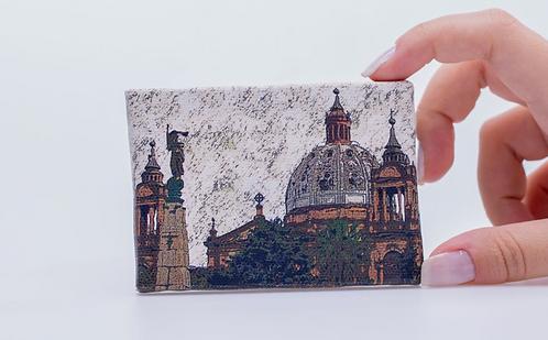 Mini tela da Catedral Metropolitana