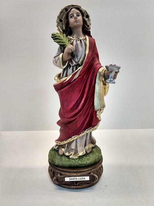 Santa Luzia - Barroco - 20 cm