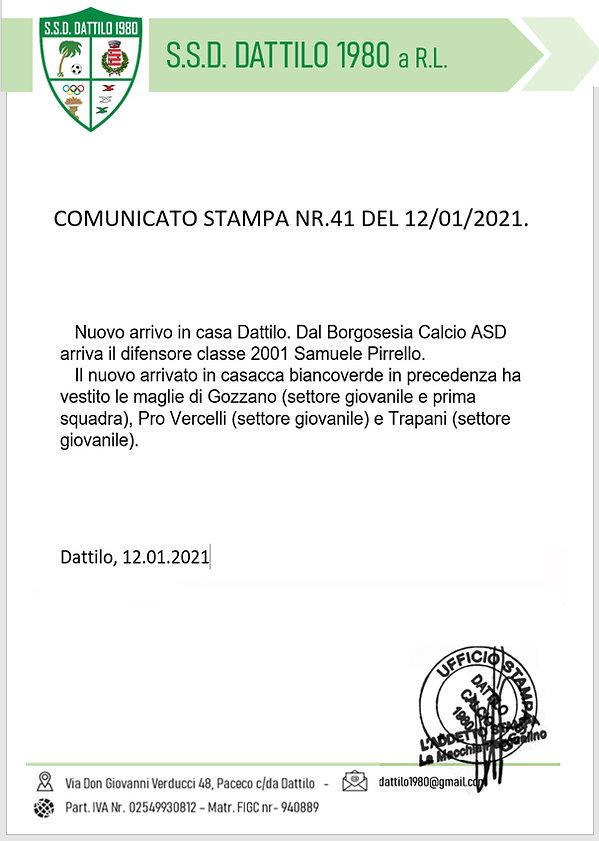 Comunicato Stampa nr.41.jpg