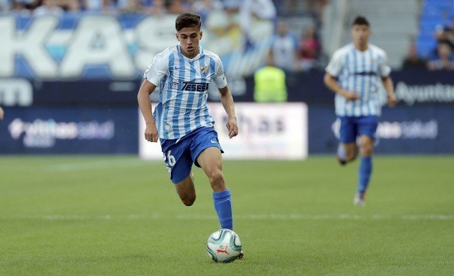 Détections de football à  Malaga CF