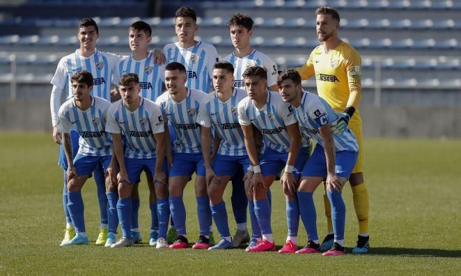 Formation des jeunes à  l'Académie de foot Malaga CD