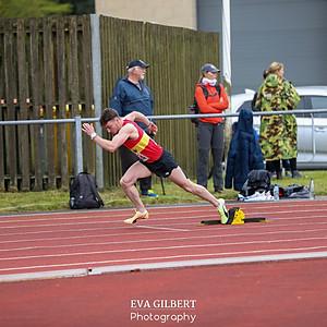 Sussex Athletics Festival Track