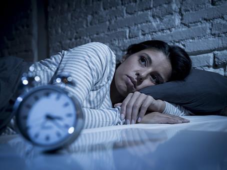 不眠にさようなら。より良い眠りにつく方法